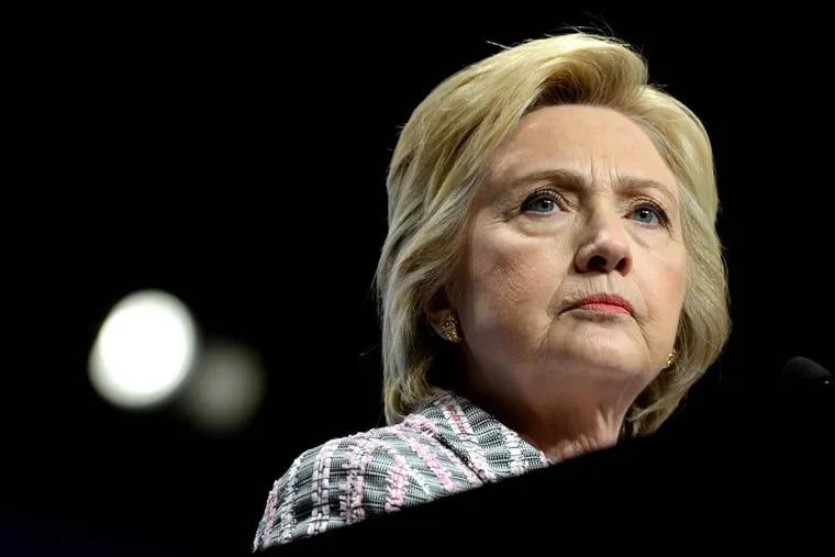 Hillary Clinton is largely viewed unfavorably, polls show. But biographer Sonya Huber says she found evidence the former secretary of state's public and private personas are different.