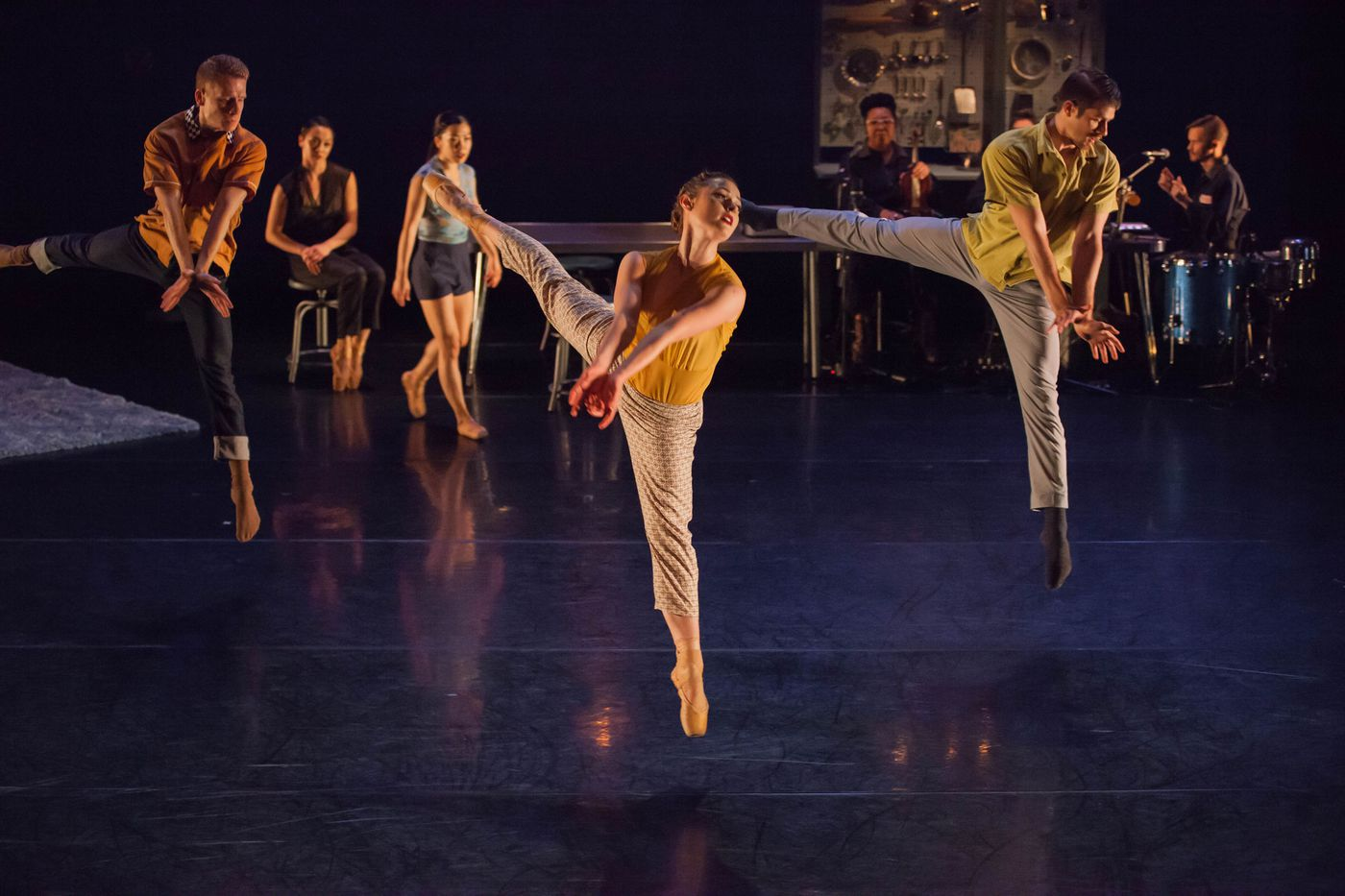BalletX heats up the summer with 3 premieres and live music