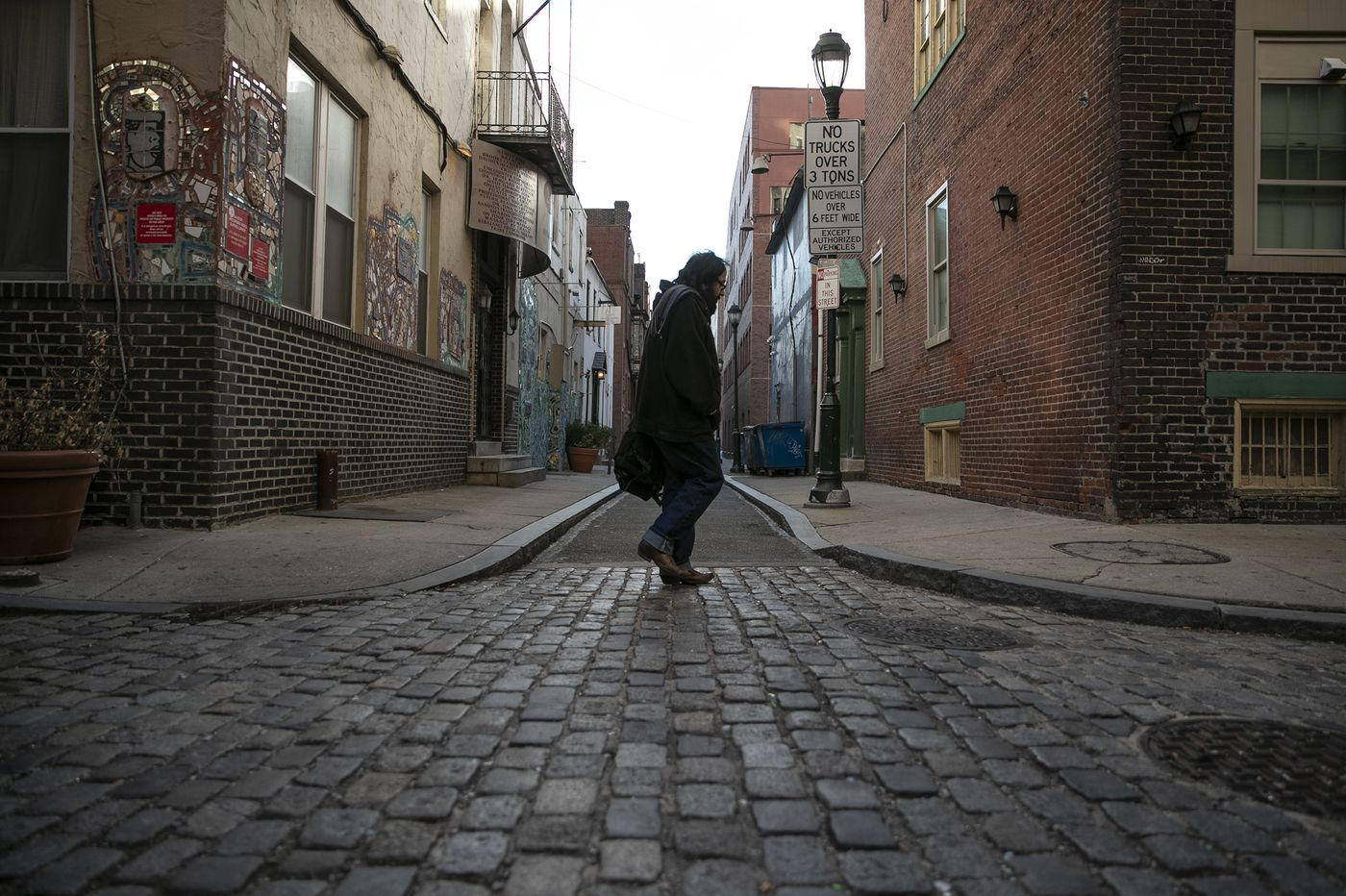 Philly's streets were once paved with wood. Camac Street may return to its historic roots — in 2021.
