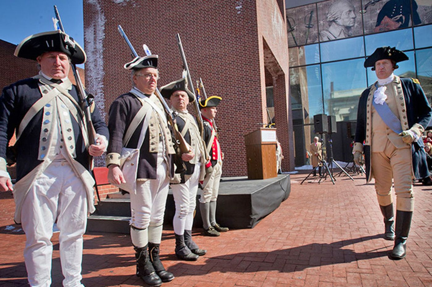 Key approval for Museum of the American Revolution