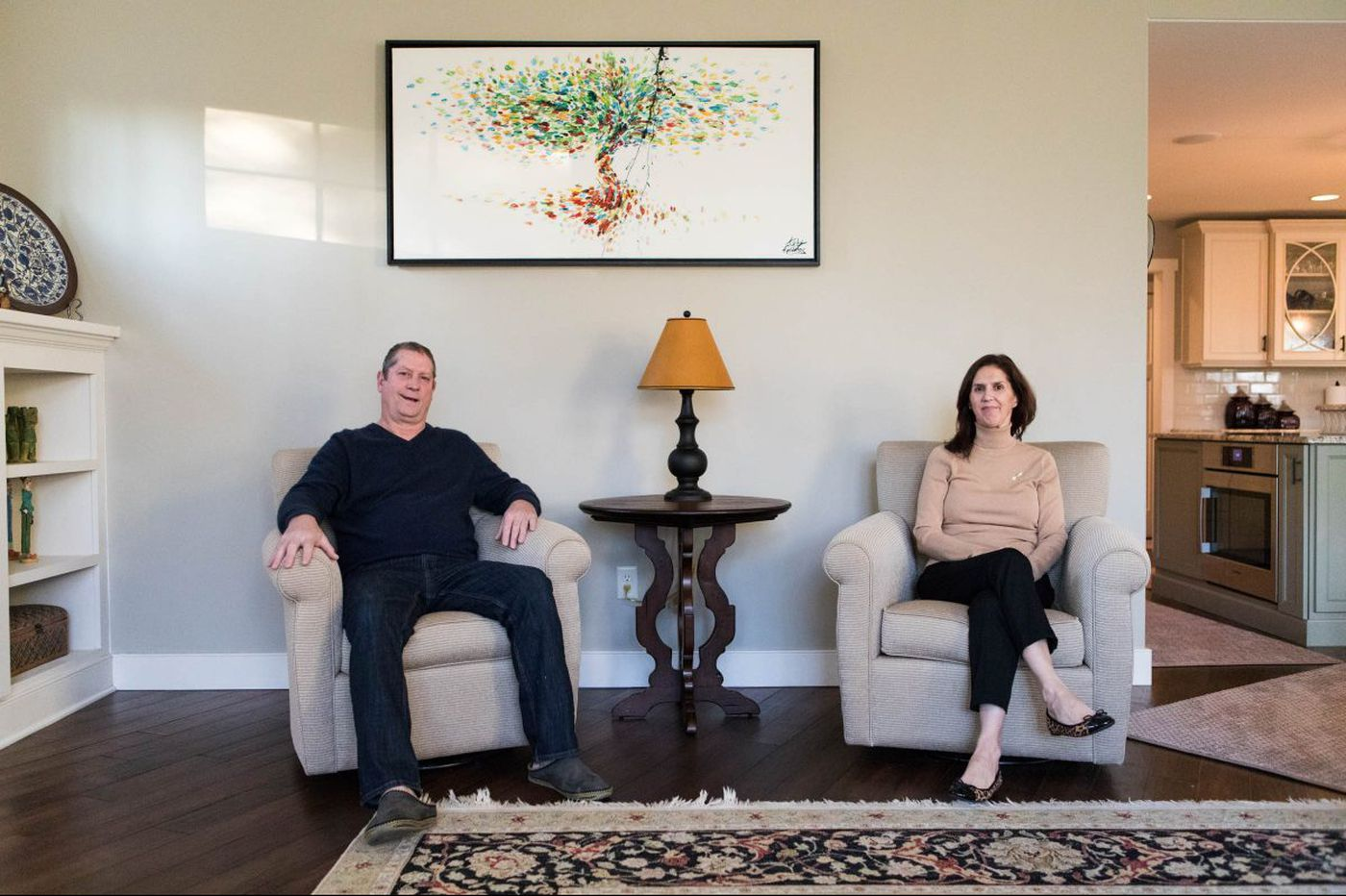 In Lower Gwynedd, a renovated bungalow to grow old in