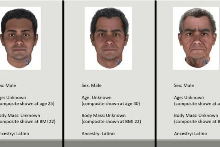 Philadelphia Police on Thursday released new composite sketches of the man they believe is the so-called Fairmount Park rapist, a never-identified suspect who has eluded capture for nearly two decades and whose DNA and other evidence linked him to sexual assaults of four women, one of whom he killed, between 2003 and 2007.