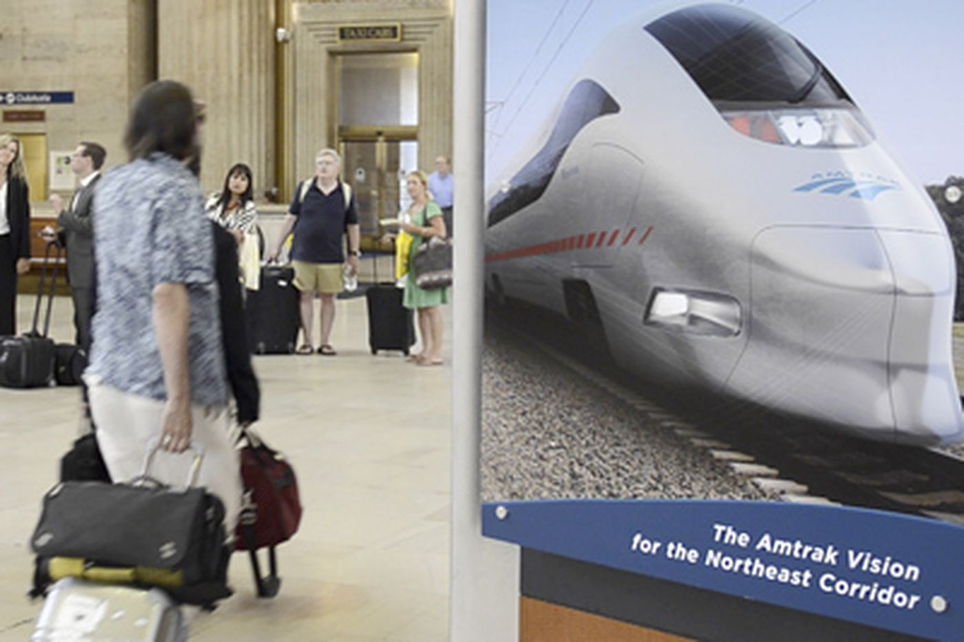 Planners look to speed, improve rail service