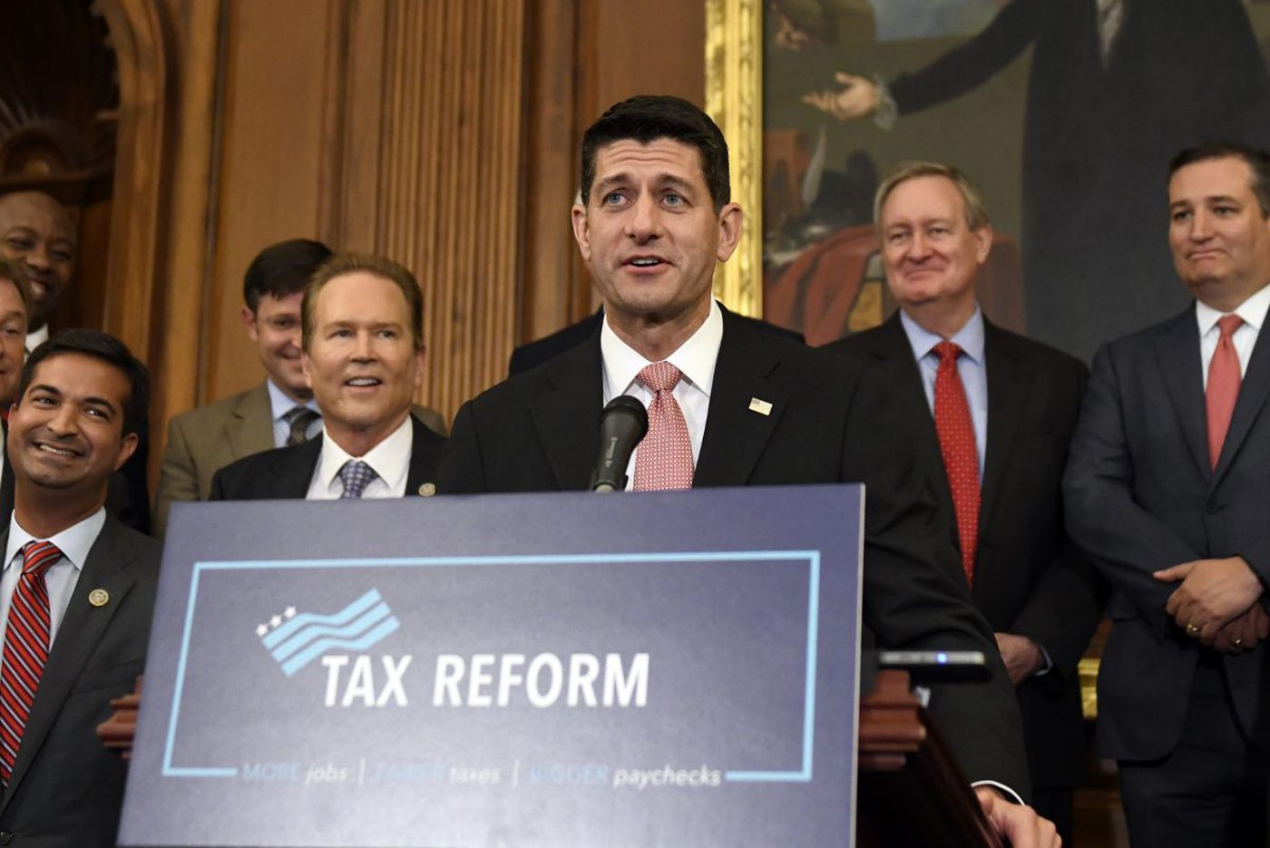 3 takeaways from tax-reform plan: On efficiency, economic growth, and cost