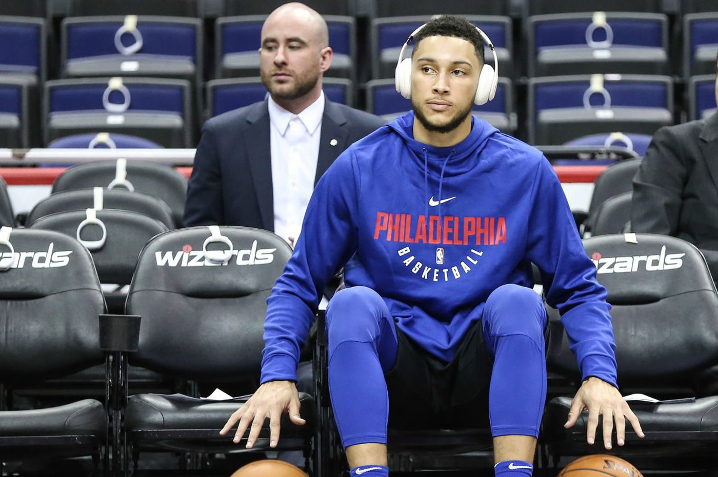 Sixers chat replay: Keith Pompey talks Ben Simmons, Justin Anderson and more