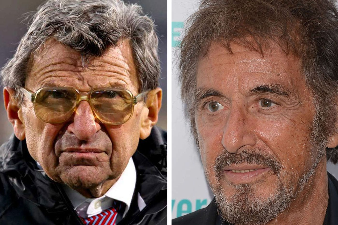 Al Pacino to play Joe Paterno in HBO film based on Penn State sex scandal