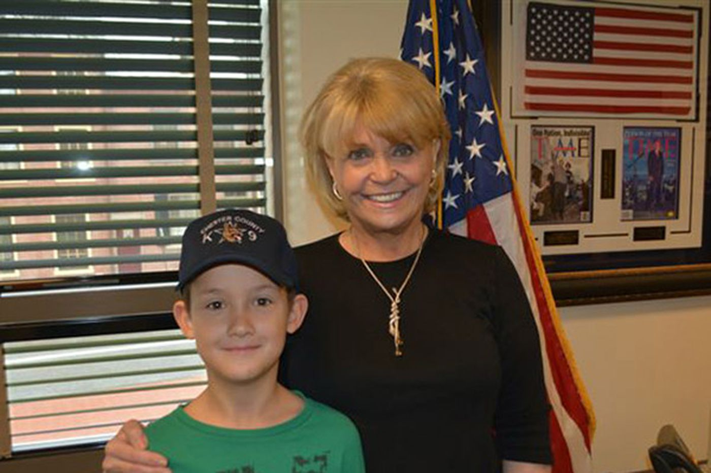 Boy's mix-up of Chester County sheriffs ends in happy trip to S.C.