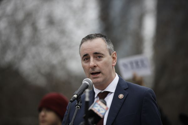 Pa. Republican Brian Fitzpatrick joins Democrats in voting to condemn Trump's tweets as 'racist'