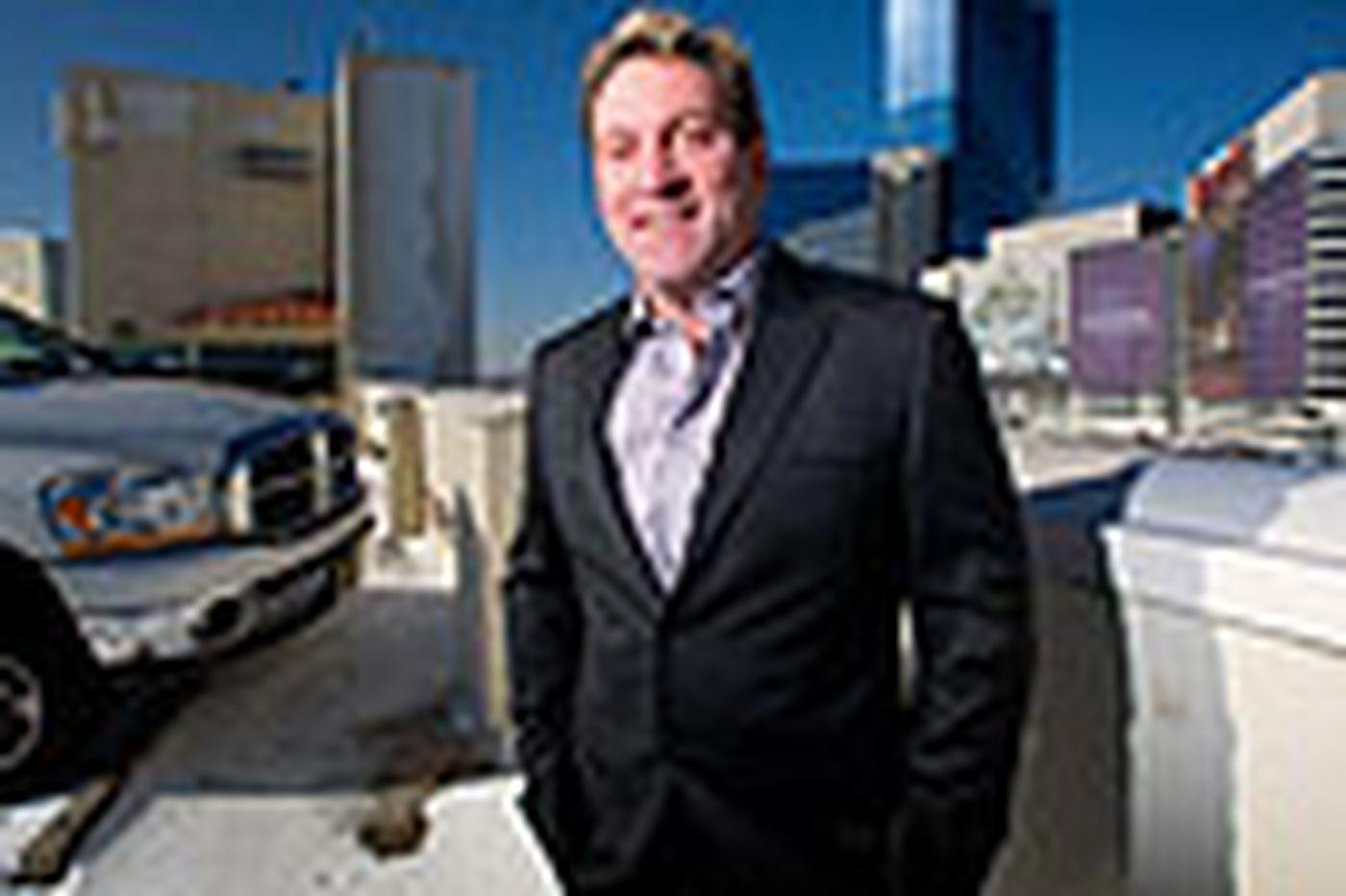 Harrah's exec seeks to reenergize Atlantic City