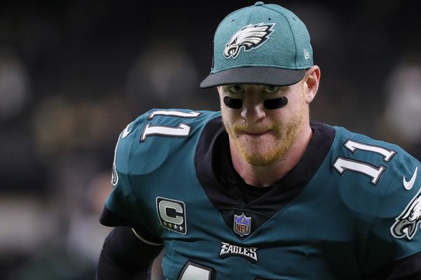 For Eagles, losing is bad; but corroding Carson Wentz's progress might be worse