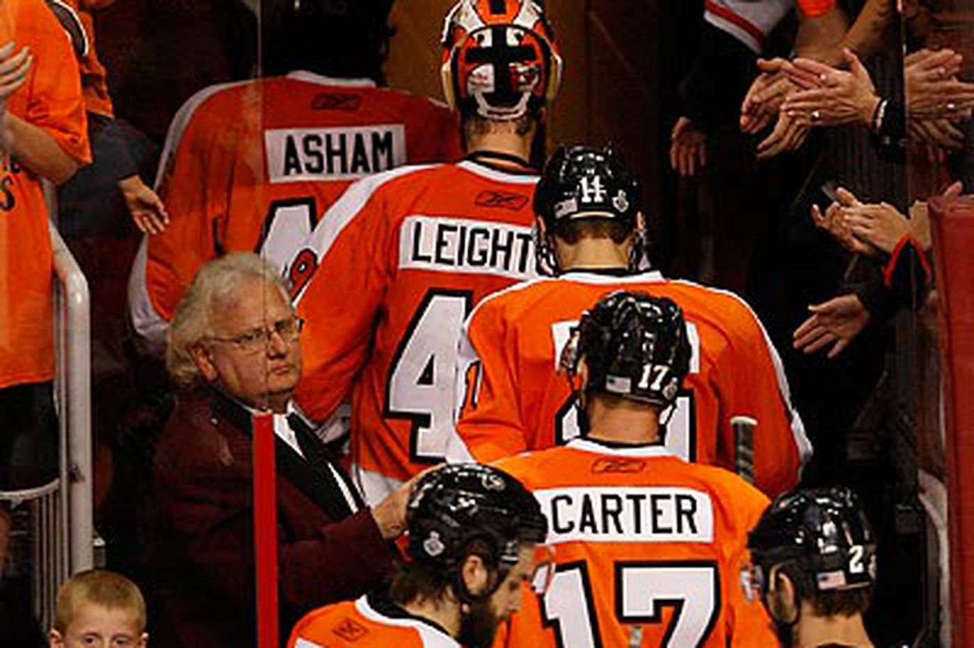 Bad news for Flyers: Stanley Cup losers rarely do well the next season