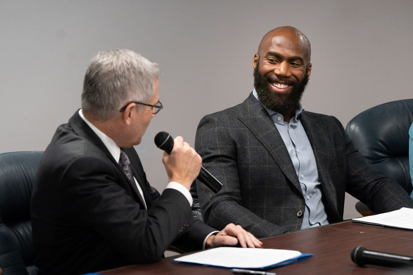 Why is Malcolm Jenkins bailing out Philly criminal defendants?