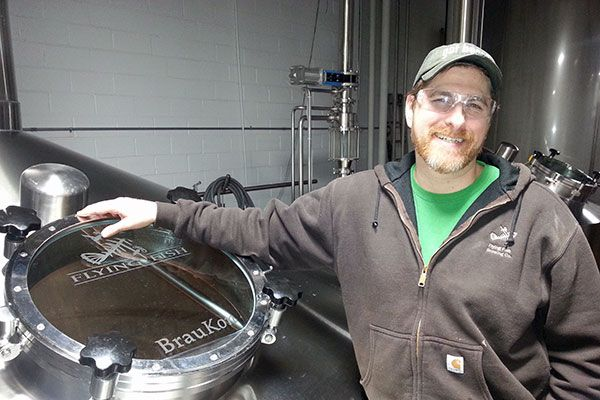Flying Fish to Jersey: Happy birthday! This brew's for you