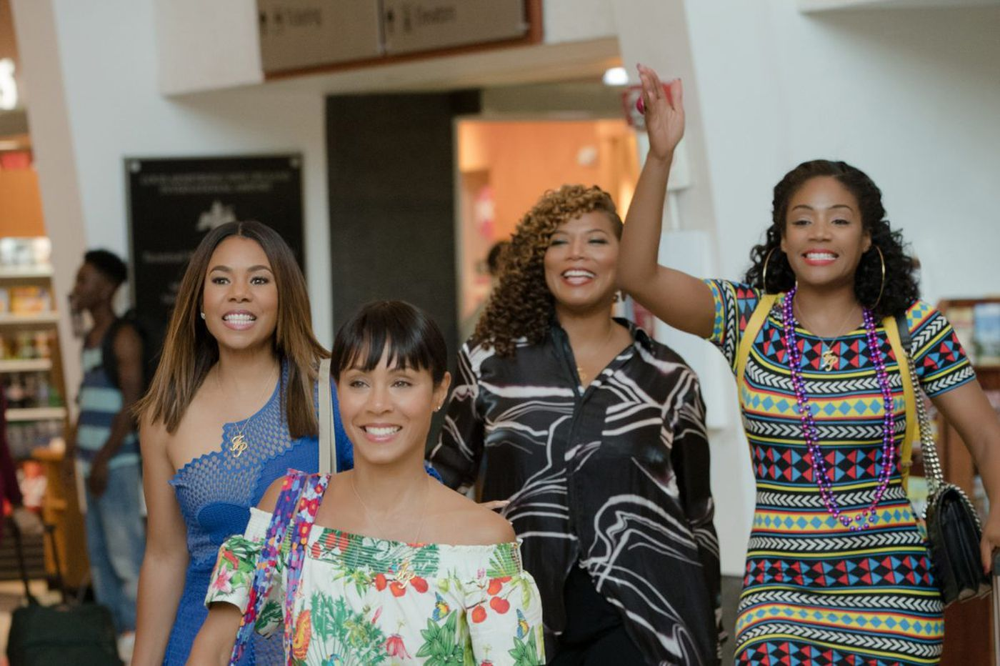 'Girls Trip' is a raunchy but good-natured comedy