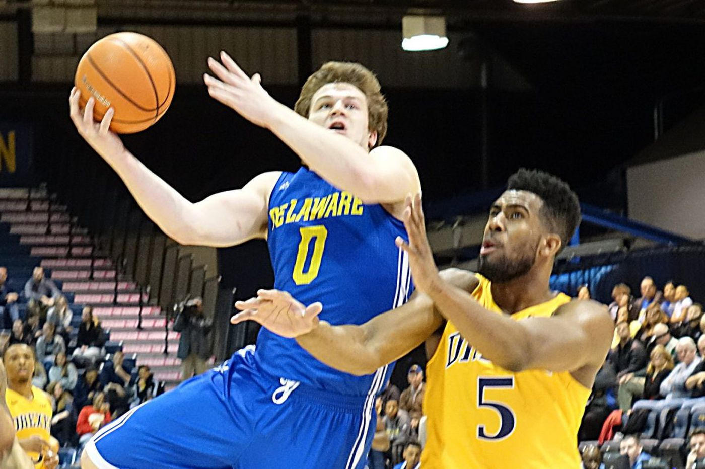 Drexel stuns Delaware by overcoming 34-point deficit in record win