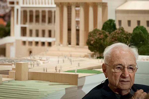 Gehry on his museum plan: 'This is going to change Philadelphia'
