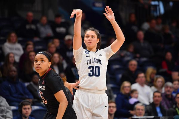 Villanova's Mary Gedaka is making a smooth transition from valuable sixth woman to valuable starter