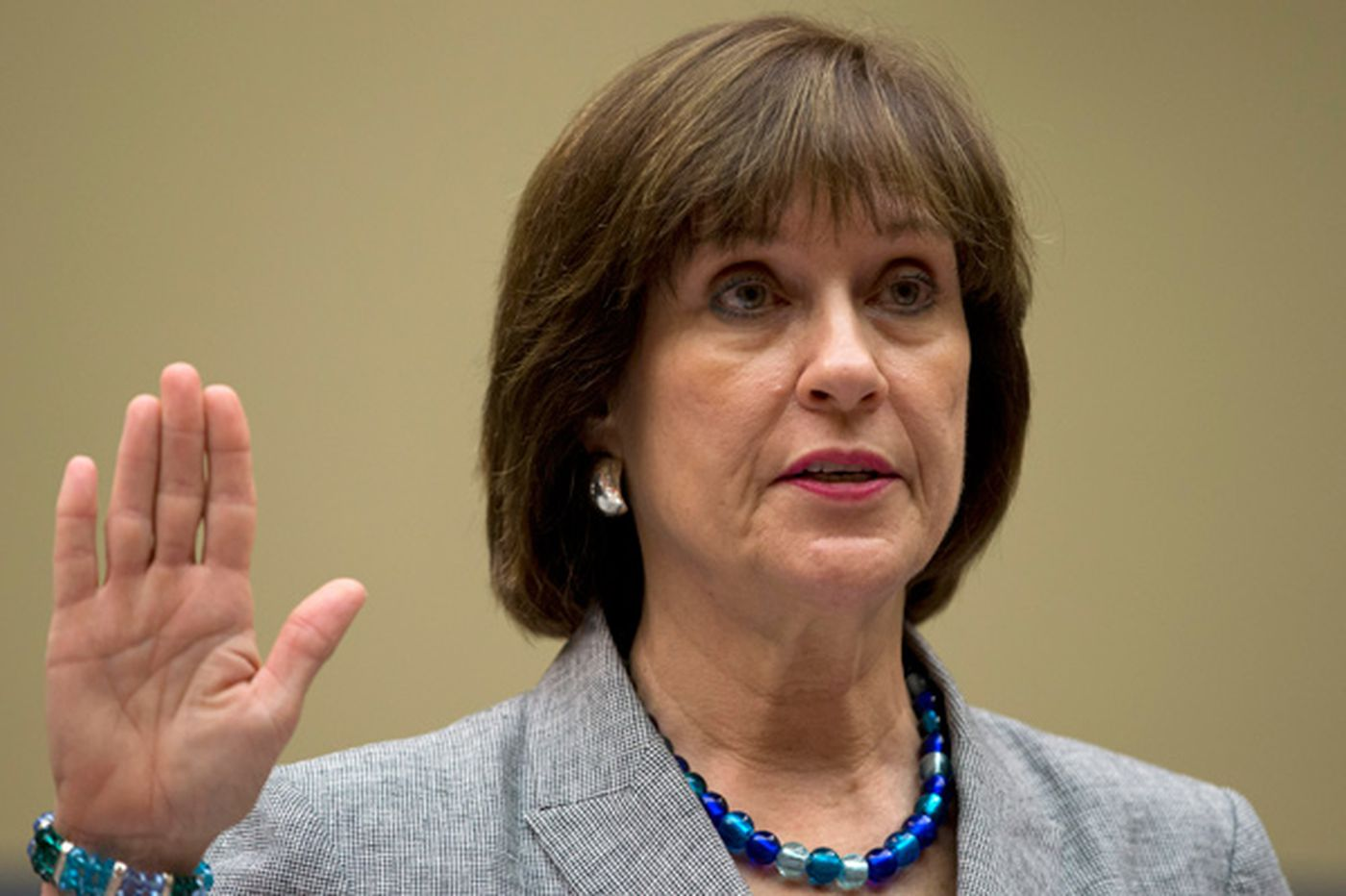 An IRS official, the Fifth Amendment and a Congress controversy