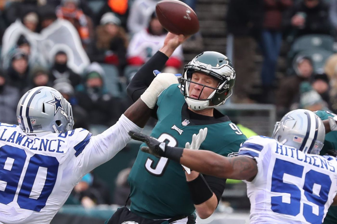 It isn't just Nick Foles that ails the Eagles' offense