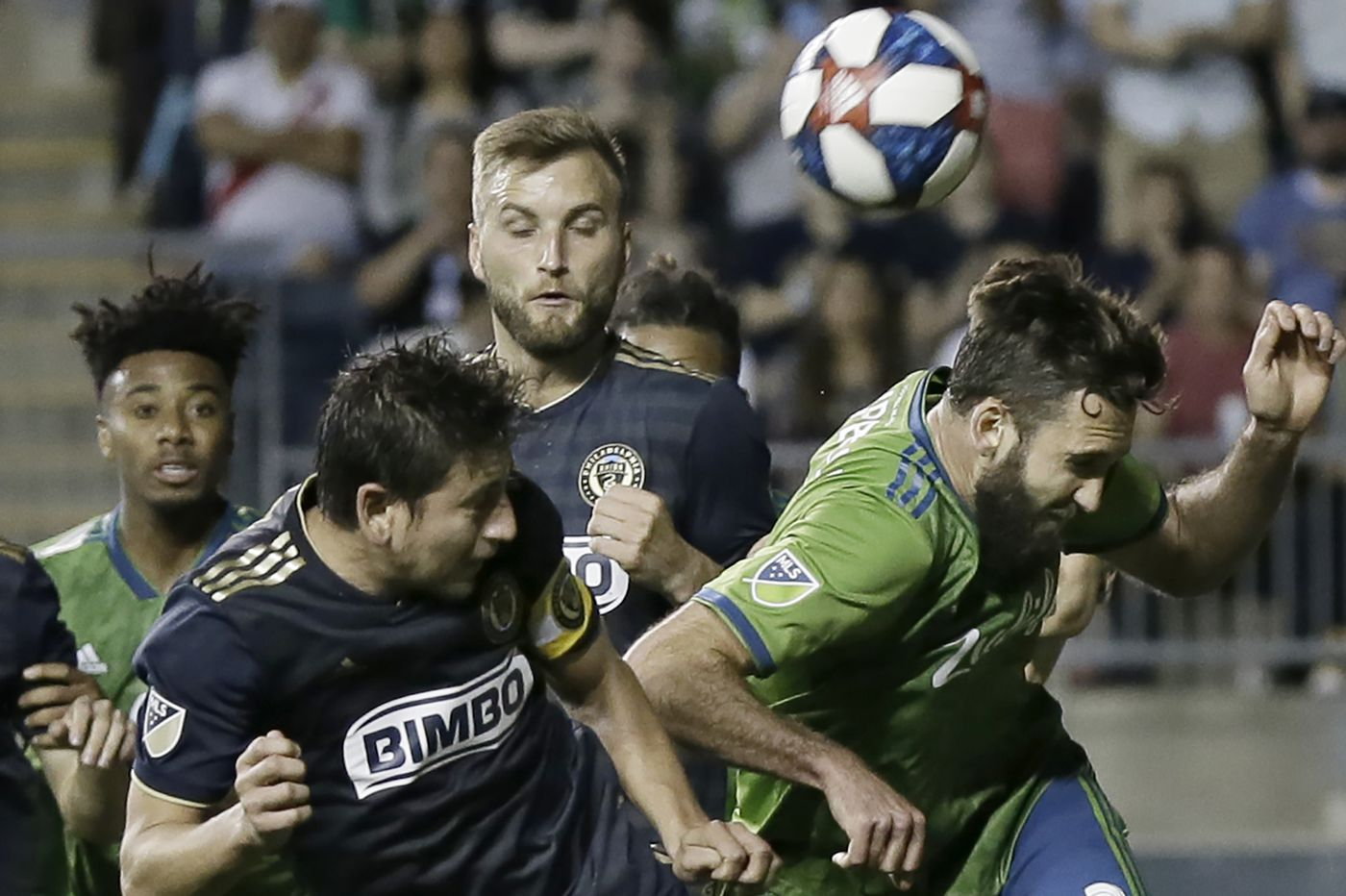 Sounders' defensive bunker against Union a compliment to Jim Curtin's improved team