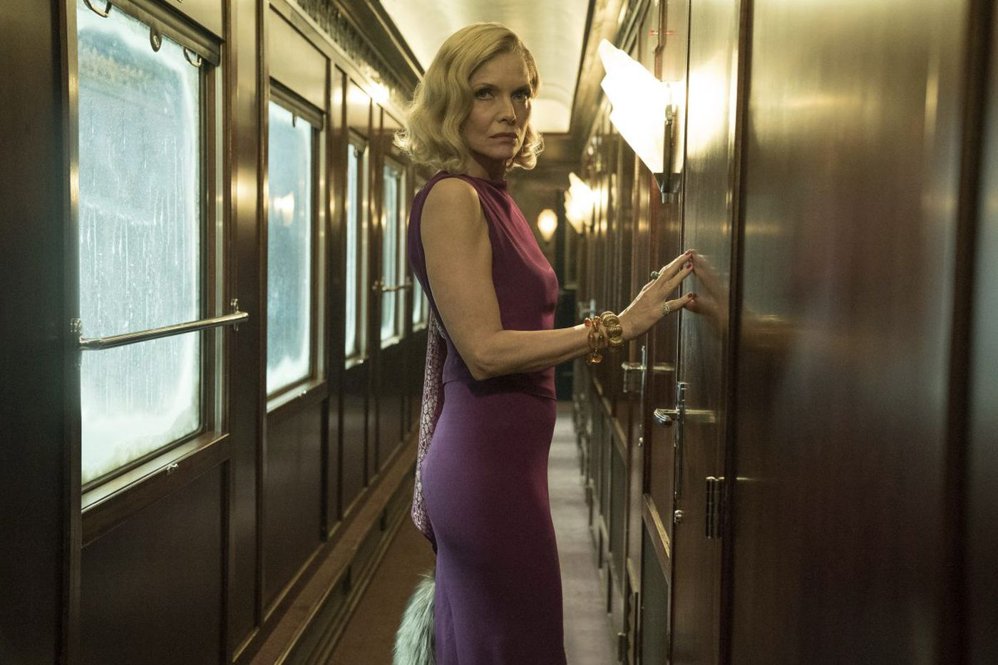 'Murder on the Orient Express': Agatha Christie's mystery gets a showy, star-studded remake