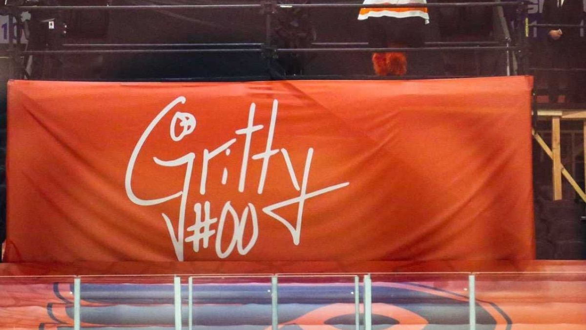 Gritty returns to Flyers games — with restrictions