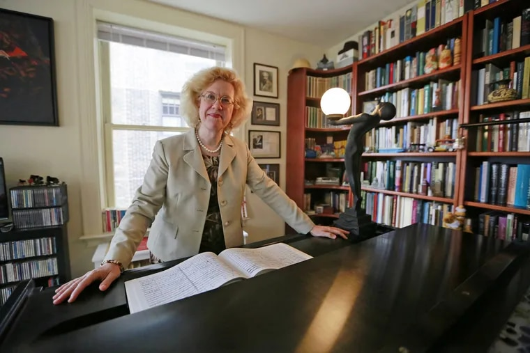 Sara Davis Beuchner, pianist and Temple faculty member Thursday October 27, 2016