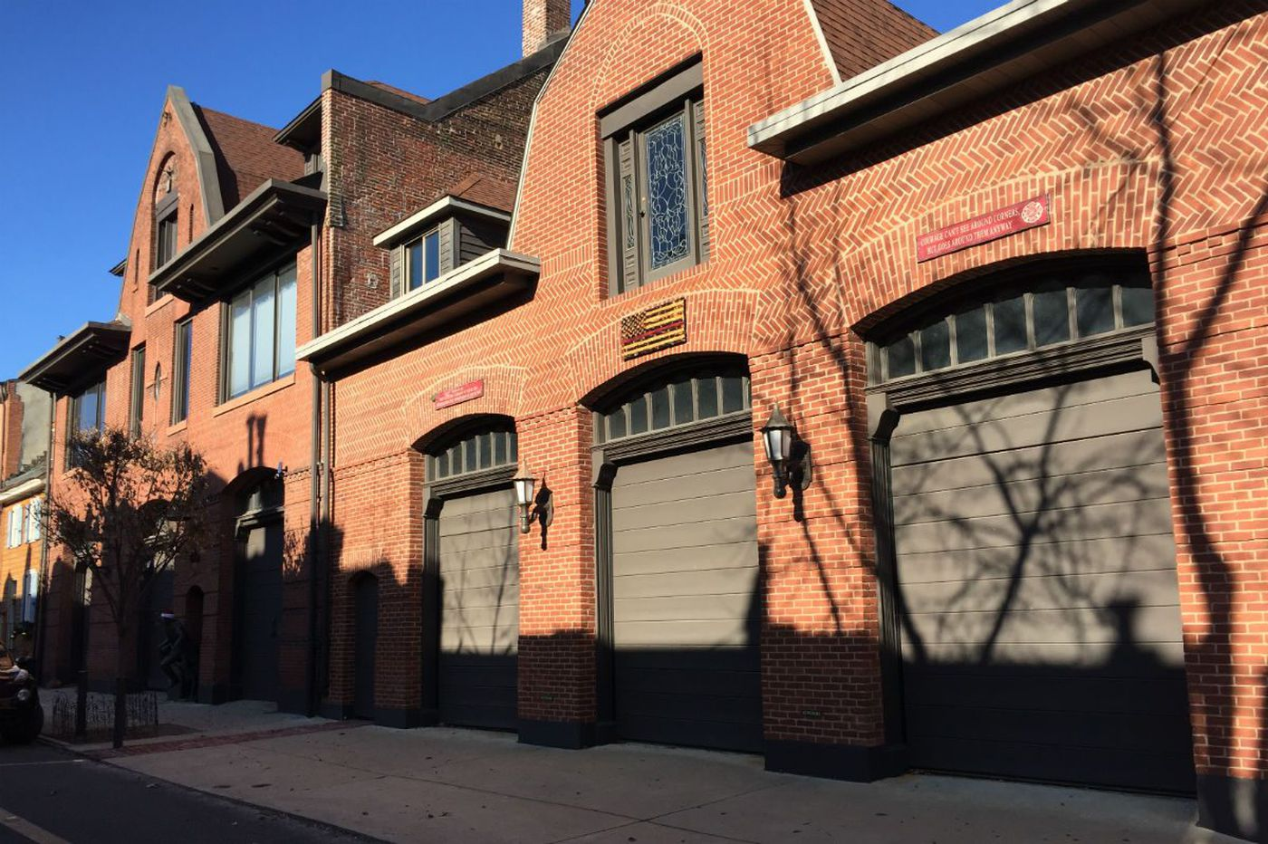 Queen Village firehouse finds new life in new century