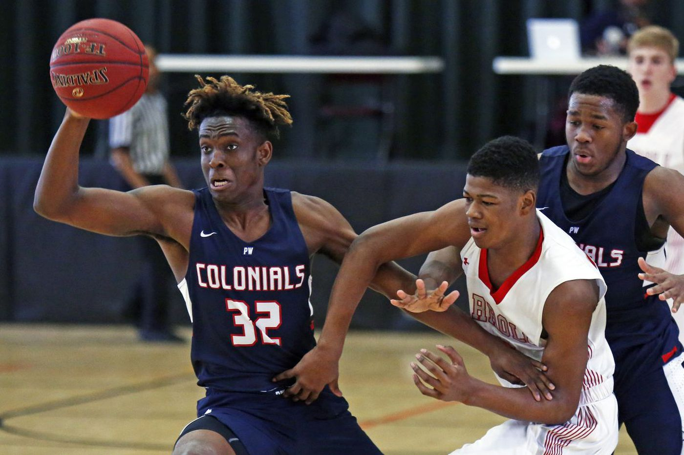 Alan Glover and Plymouth Whitemarsh surge past Archbishop Carroll