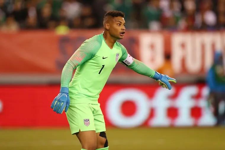 Coatesville native Zack Steffen has enjoyed a strong start to his time as a goalkeeper for German Bundesliga club Fortuna Düsseldorf.