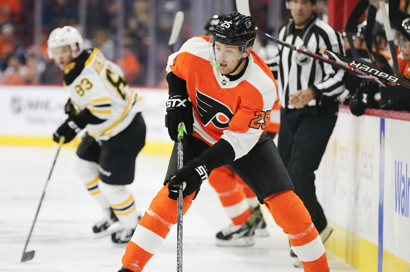 James van Riemsdyk appears set to return; young cancer patient given 1-day contract with Flyers