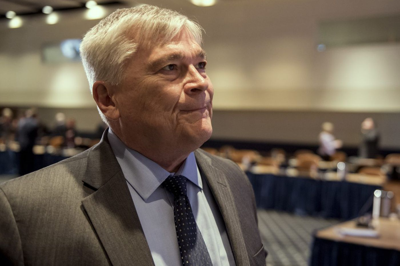 Penn State president co-leads national meeting on fraternities