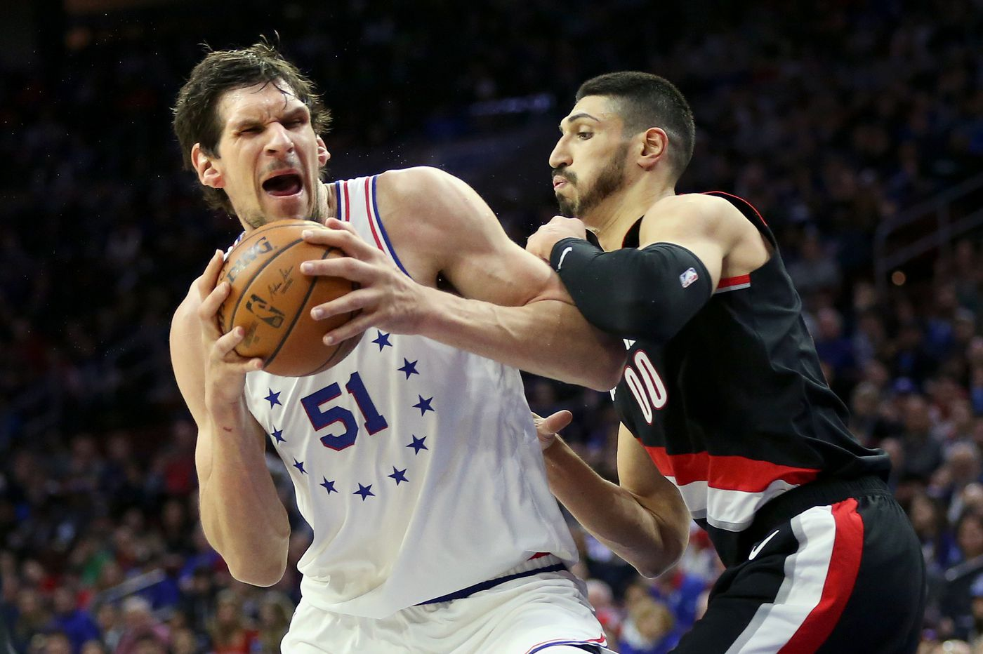 Former Sixers center Boban Marjanovic signing with Mavericks