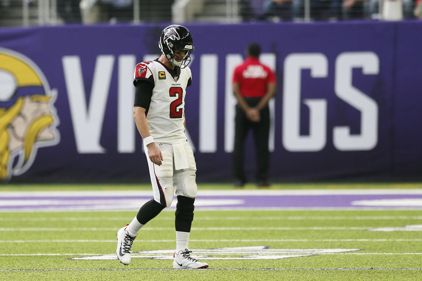Eagles have made Falcons QB Matt Ryan, a future Hall of Famer, look ordinary. Here's how | Paul Domowitch