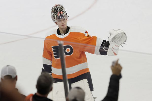Carter Hart can be something more than just a great goalie for Flyers   Mike Sielski