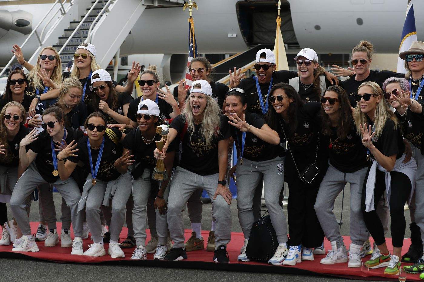 U.S. women's soccer team deserves something that lasts longer than a parade this time | Bob Ford