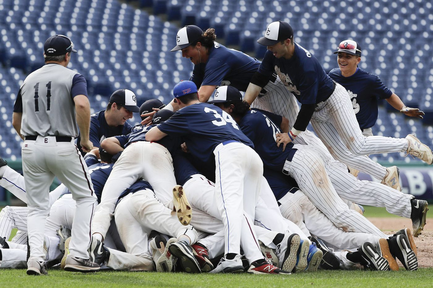 Olympic-Colonial wins sixth Carpenter Cup