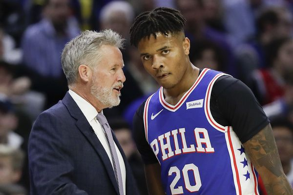 Brett Brown on Sixers' timeline to elite status: 'Not soon' | Marcus Hayes