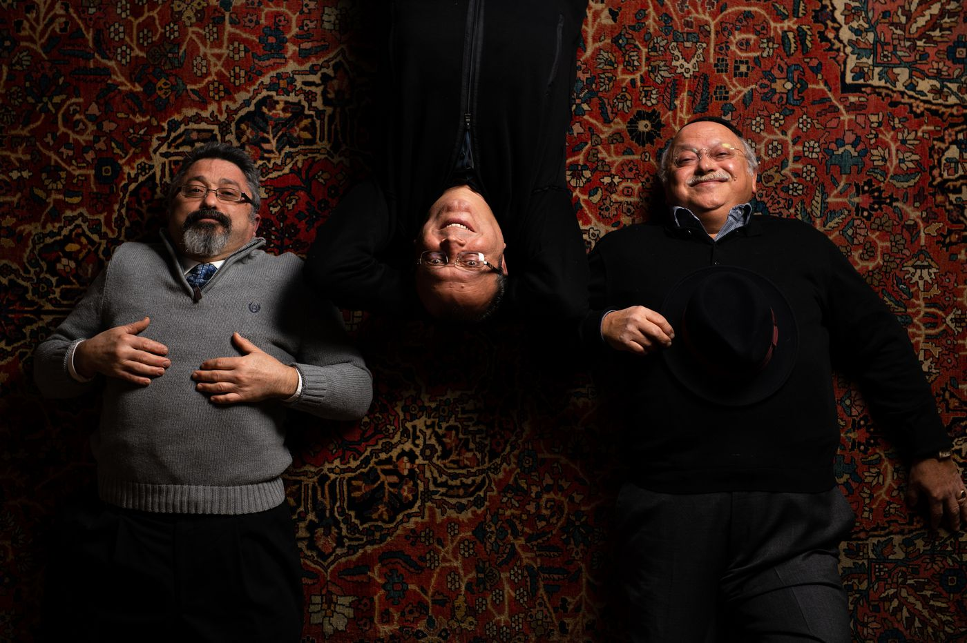 'Fast fashion,' millennials, and robotic tufting doom Persian rug merchants. On the Main Line, the Tehrani brothers hang on.
