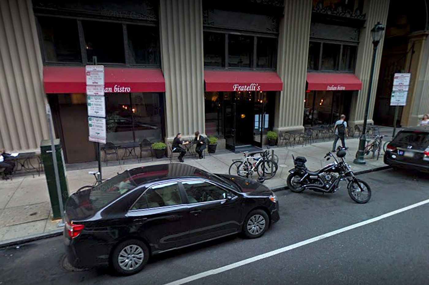 Fratelli's Italian Bistro in Center City closes