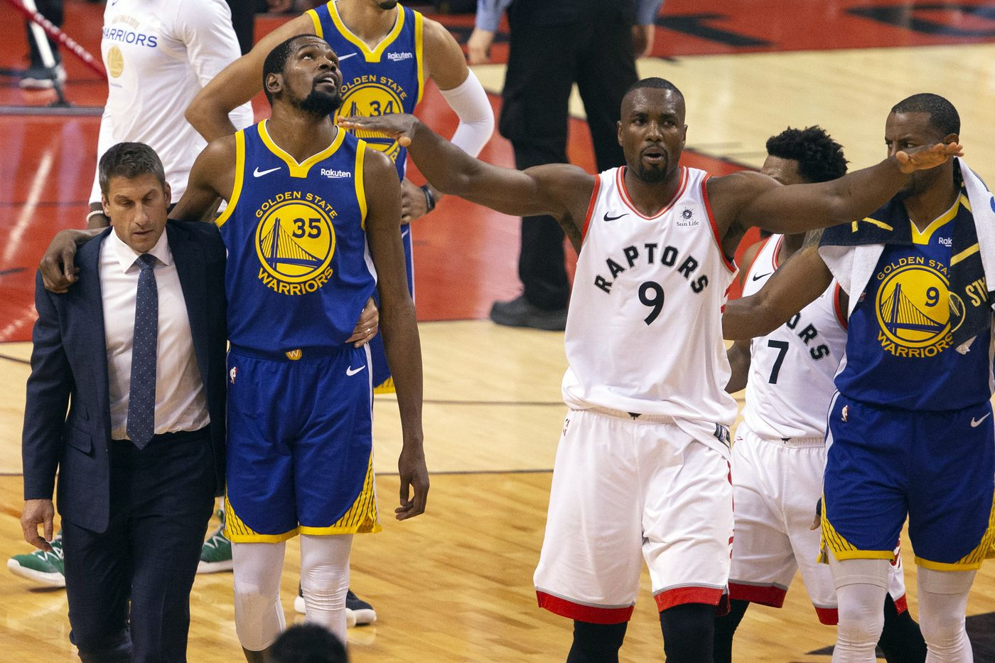 Let the Kevin Durant incident be a lesson: Injuries aren't character flaws | Mike Sielski