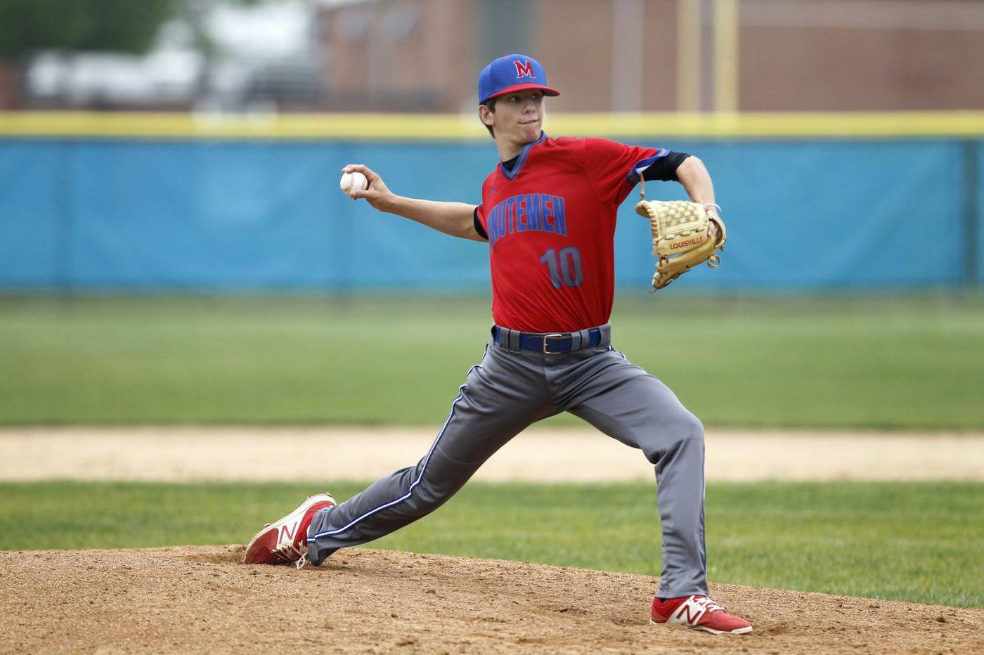 Eric Cartafalsa powers Washington Twp. baseball to Diamond Classic win