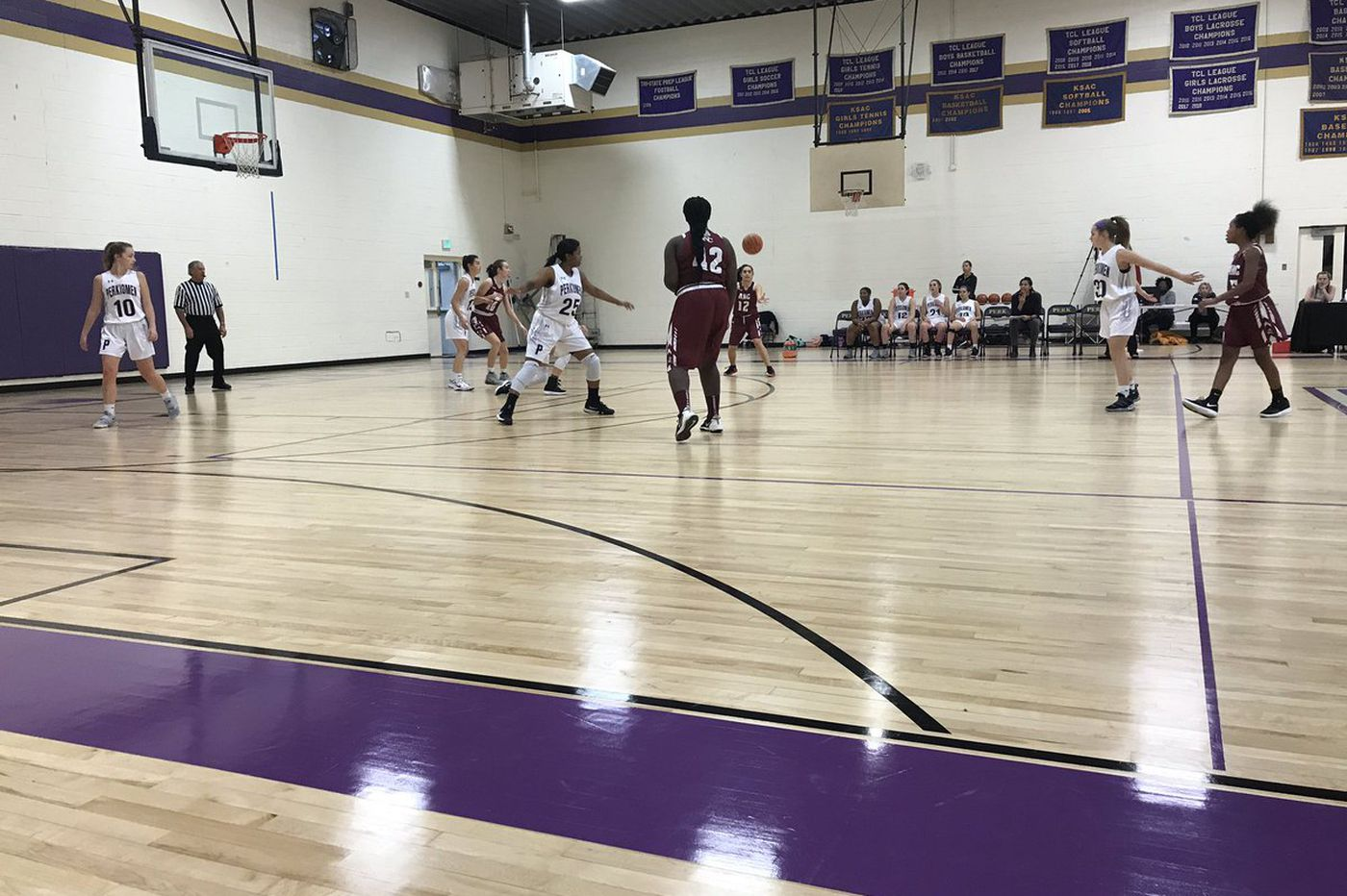 Thursday's Southeastern Pa. roundup: Perkiomen School girls' basketball rolls past Academy of New Church