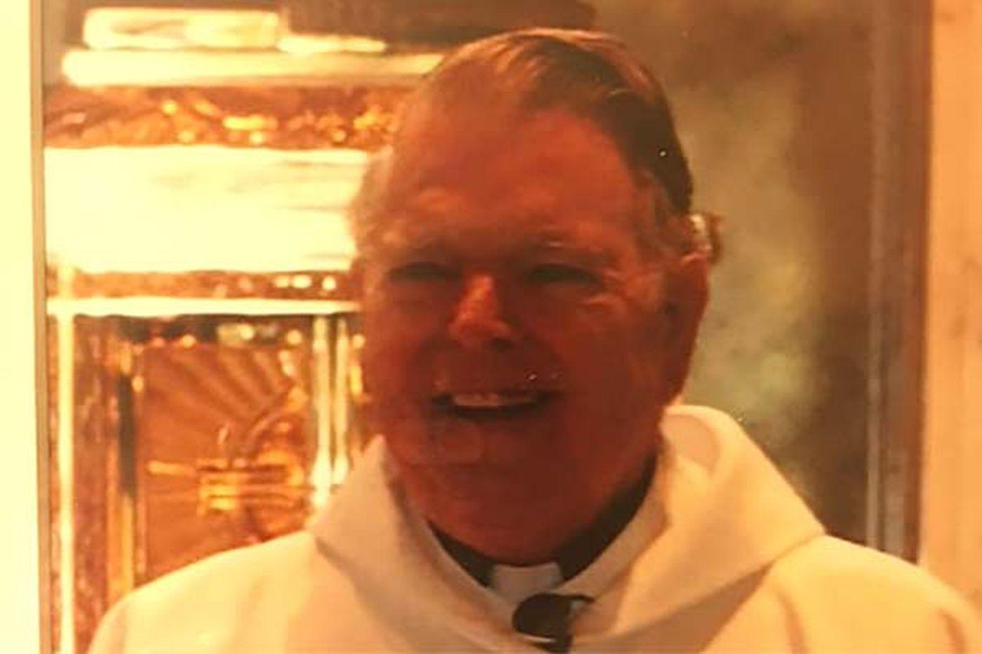 James J. Ambrogi, 80, Catholic priest
