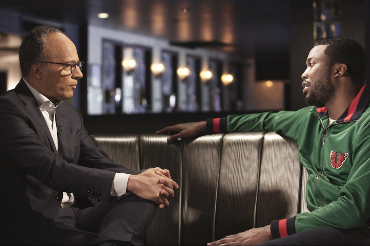 Lester Holt: Dateline's Meek Mill special, airing Sunday, was sparked by Jay-Z op-ed
