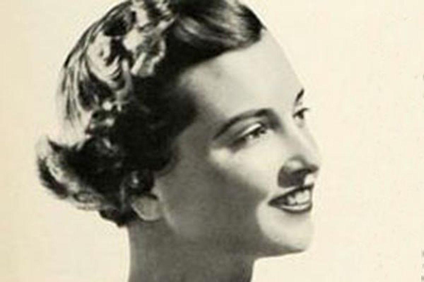 Mary Scheetz, 98, socialite, volunteer