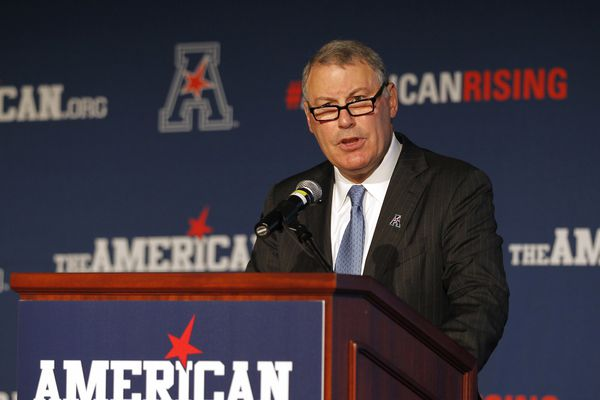 AAC not rushing to replace UConn