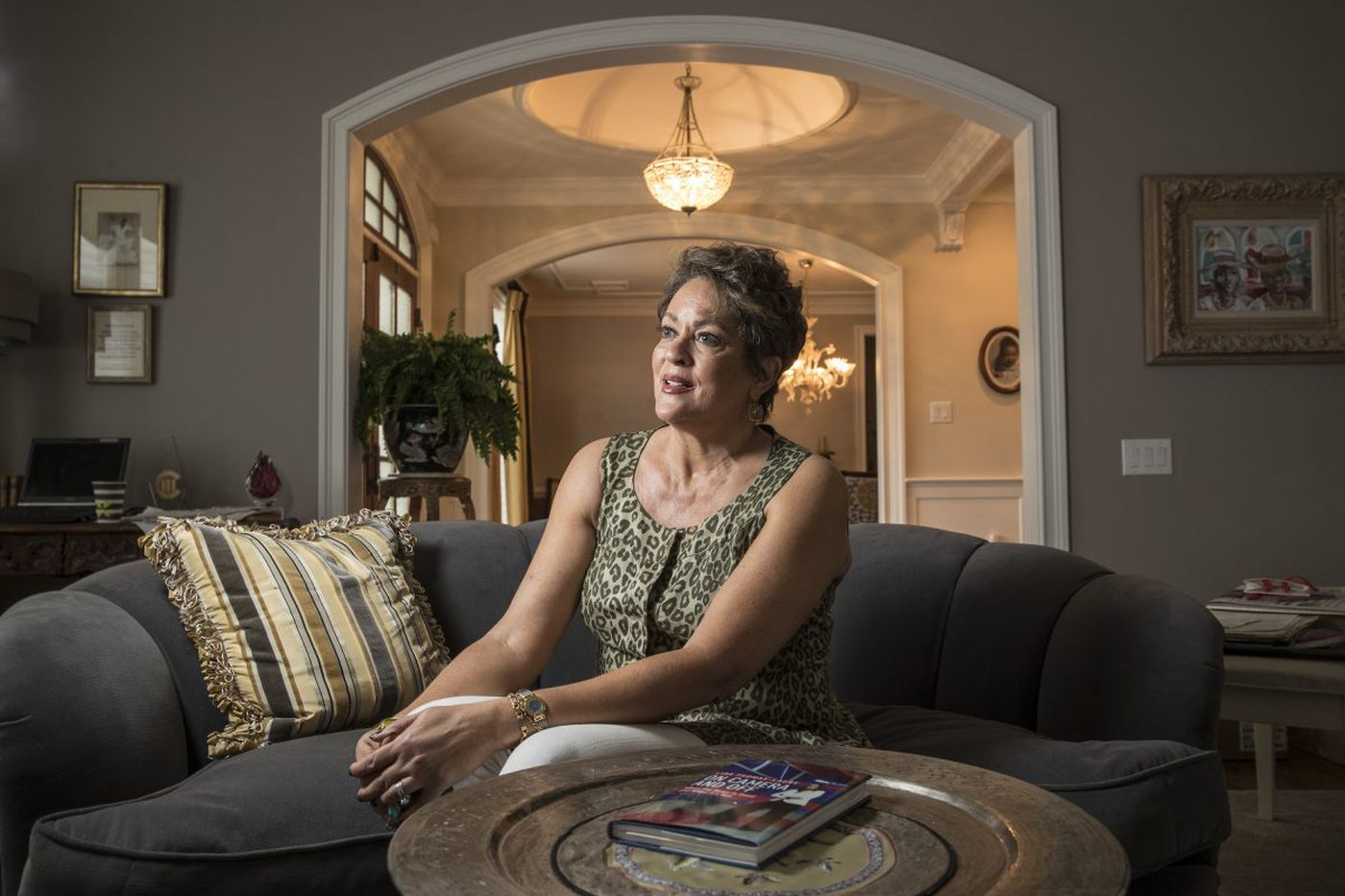 Lisa Thomas-Laury shares story of illness and recovery in new book
