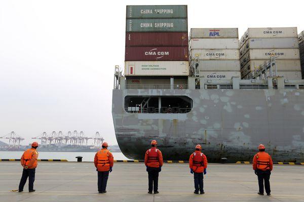 China cuts tariffs on $75 billion in U.S. imports as coronavirus keeps it in lockdown