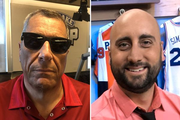 WIP and Angelo Cataldi still top Philly sports radio ratings, but The Fanatic is gaining ground